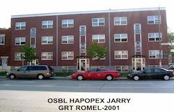 OBNL HAPOPEX Jarry